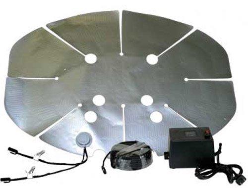 HotShot satellite dish heater 28
