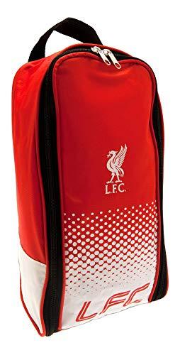 Liverpool F.c. Boot Bag Official Merchandise (Best Soccer Boots 2019 18)