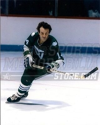 Dave Keon Hartford Whalers game action 8x10 11x14 16x20 photo 1330 - Size 8x10 (Hartford Whalers Game)