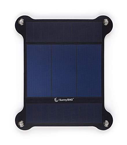 SUNNYBAG Leaf+ | Premium Outdoor Waterproof Solar Charger for All Smartphones