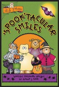 Spook-Tacular Smiles Clip Art -