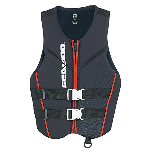 Sea-Doo Ladies' Freedom PFD - Black - XL by Sea-Doo