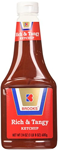 Brooks Rich & Tangy Ketchup 24oz - 3 Pack