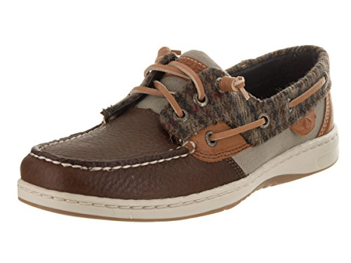 Sperry Top-sider Donna Timone Barca Scarpa In Noce