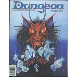 Book 003: Dungeon Adventures for Tsr Role-Playing Games: May/June 1989, No 5 (Dungeon Magazine, Issue, No 17)