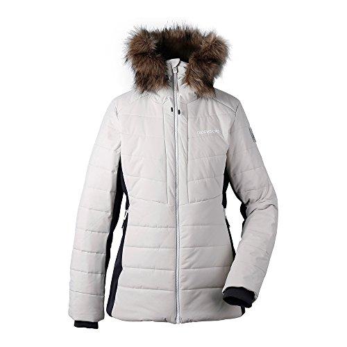 Didriksons Ona Womens Jacket Aluminium