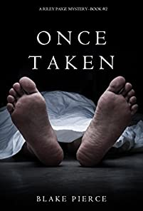 Once Taken by Blake Pierce ebook deal