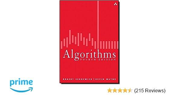 Algorithms 4th edition robert sedgewick kevin wayne algorithms 4th edition robert sedgewick kevin wayne 8601419534142 amazon books fandeluxe Image collections