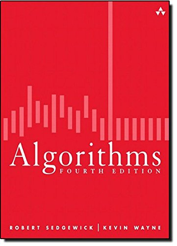 Algorithms (4th Edition) cover