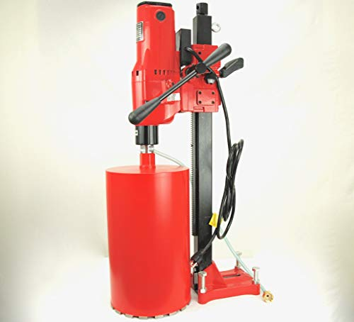"10"" Concrete Core Drill 10"" Z-1 by BLUEROCK Tools - 2 Speed"