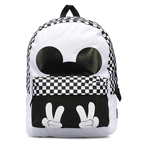 Vans x Disney Mickey Mouse 90th Anniversary Realm Backpack (Checkerboard Mickey)