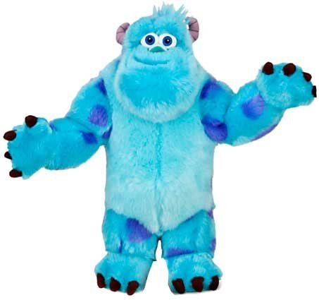 Disney / Pixar Monsters University Sulley Sullivan 15
