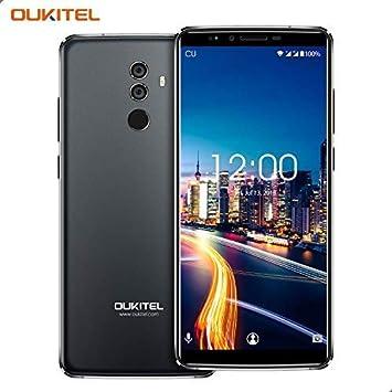 Dual Sim Smartphone Ohne Vertrag Oukitel K8 Android Amazonde
