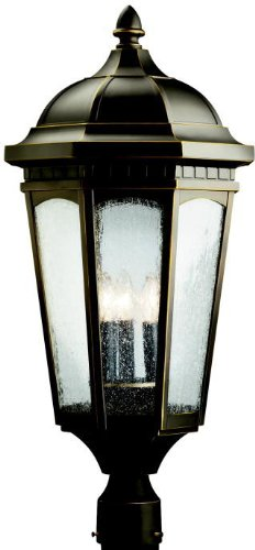 Kichler Deck Post Lights in US - 6