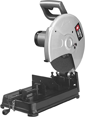 PORTER-CABLE PC14CTSD 14-Inch Chop Saw - Porter Cable Metal