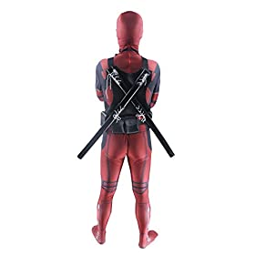 - 41 2BpL7SyemL - AOVEI Unisex Lycra Spandex Adult Zentai 3D Halloween Cosplay Costumes Costume Full Bodysuit