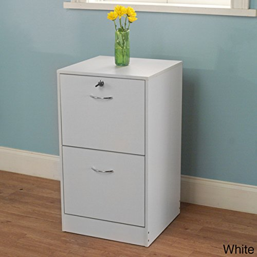 Simple Living Wilson 2-drawer Filing Cabinet by Simple Living Products
