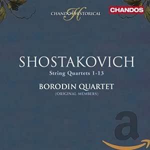 String Quartets 1-13