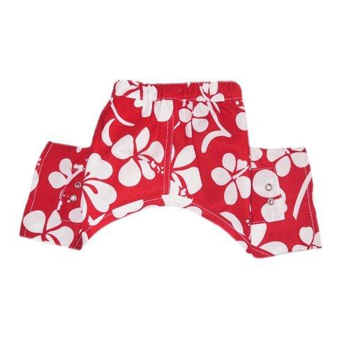 Small Okinawa Dog Swim Trunks