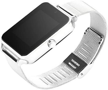 SUKEQ Z60 Reloj Inteligente, Bluetooth Smartwatch Manos ...