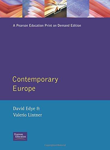 Contemporary Europe