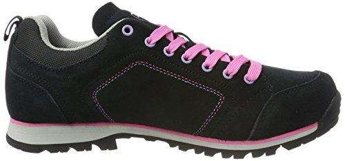 Alpine Pro Zapatillas Pacuti Negro EU 41