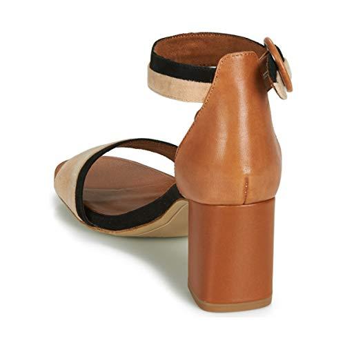 28379 1 Marrón nut Mujer Para Combi Con 1 22 Sandalia 441 Tamaris Pulsera xEwTT