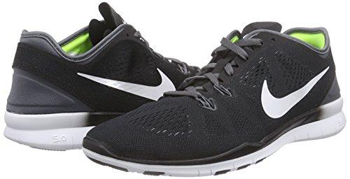 Nike Frauen Free 5.0 Tr Fit 5 Prt Trainingsschuh Frauen US Schwarz
