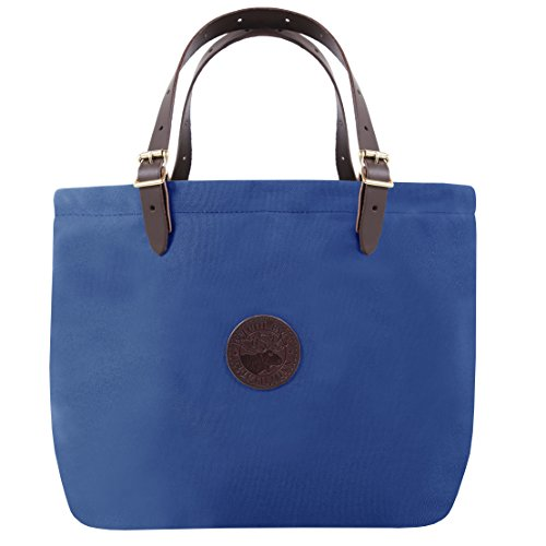 Duluth Pack Market Tote, Royal Blue, 14 x 18 x 9-Inch ()