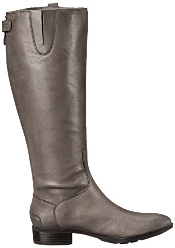 Shaft Boot Penny Wide Women's Frost Grey 2 Sam Riding Edelman qx1fSnZqFw