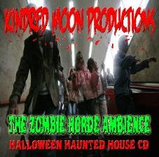 (Zombies Horde Ambience Haunted House)
