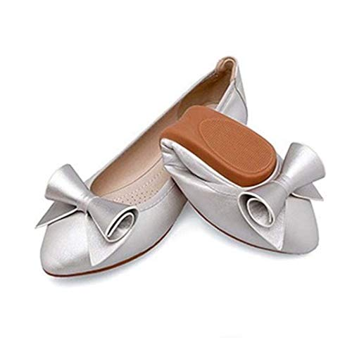 StarttWin Women Flats Pointed Toe Slip on Anti Skid, used for sale  Delivered anywhere in USA