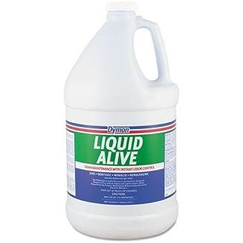 ITW Linx 23301 LIQUID ALIVE Enzyme Producing Bacteria, 1gal, Bottle, 4/Carton