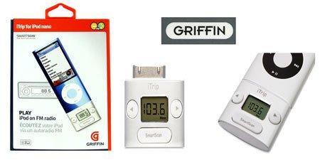 Griffin iTrip Nano for iPod Nano 5th Generation