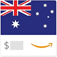 Amazon.com.au eGift Card - Australian Flag