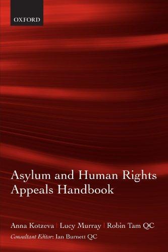 Asylum and Human Rights Appeals Handbook