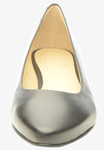 SHOEPASSION No. 11 WL Edler Sommerschuh für Damen. Handgefertigt Aus Feinstem Leder in Italien. Atmungsaktiv, Leicht & Bequem. Dunkelbraun