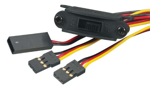 Tactic RC Heavy-Duty Switch Harness, Universal (Heavy Switch Duty Harness)