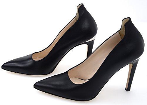 Zapato Tacón 1p211d Art Mujer 2 Pinko Para Negro Nadir Nero Cuero De Y3zp dEwxcqxWRU