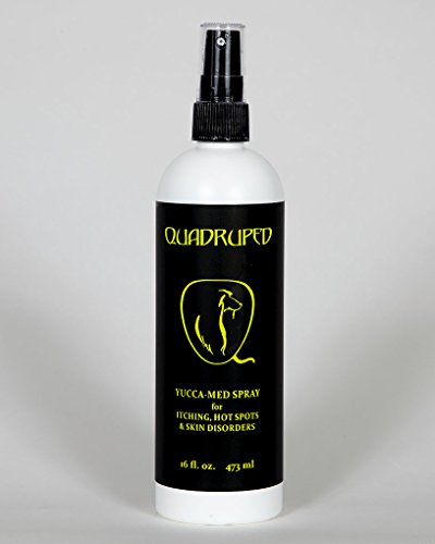 Yucca-Med Spray by Quadruped Pet Care