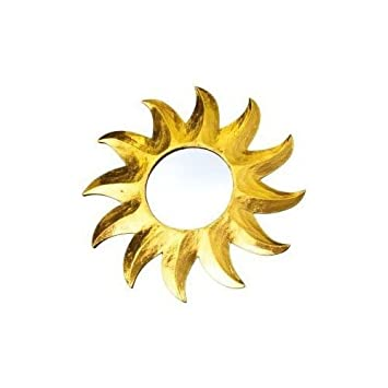 Feng-Shui|Spiegel - Sonnenspiegel, 30 cm: Amazon.de: Küche & Haushalt