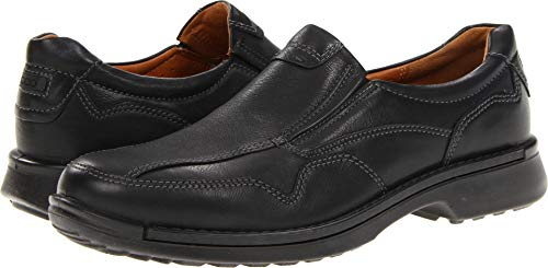 - ECCO Men's Fusion Slip-On Loafer,Black,47 EU/13-13.5 M US