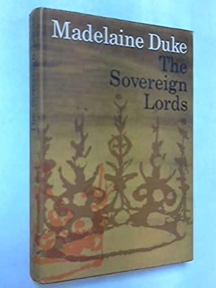 book cover of The Sovereign Lords