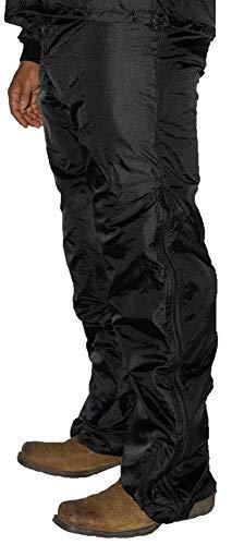 California Heat 12V Mens Motorcycle Heated Pants Liner Black XL