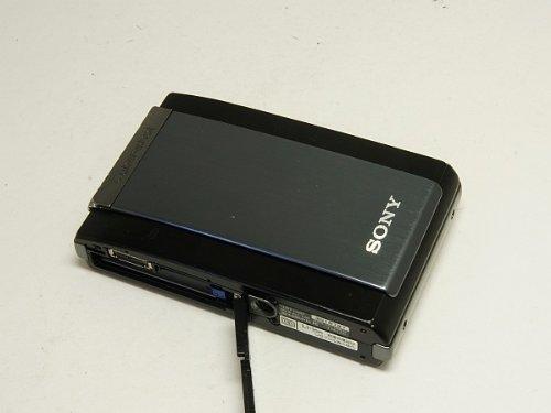 ソニー SONY デジタルカメラ Cybershot (1010万画素/光学x5/デジタルx10/ブラック) DSC-T300 B   B0014JPIZ8