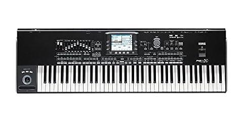 Korg Pa3X - 76 - Key Portable Keyboard(Certified Refurbished) (Korg Mp3)