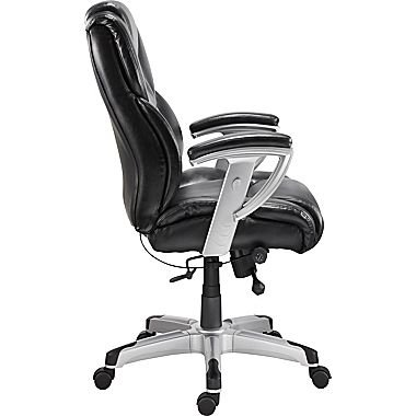 Best Price Staples Denville Bonded Leather Big And Tall Manager 39 S Chair