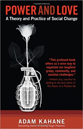 Power And Love A Theory Practice Of Social Change Adam Kahane 9781605093048 Amazon Books
