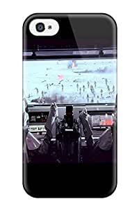 New DanRobertse Super Strong Star Wars Tv Show Entertainment Tpu Case Cover For Iphone 4/4s