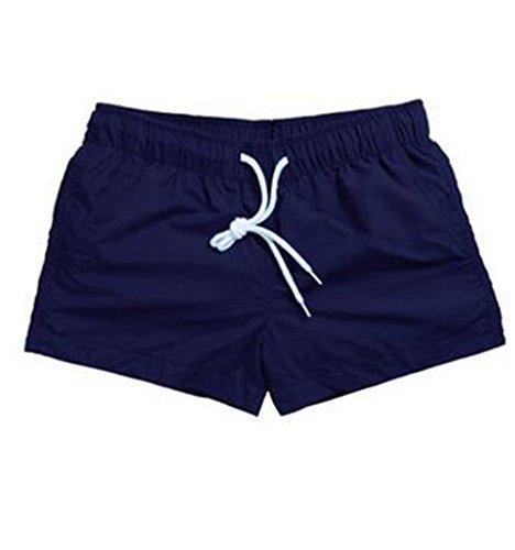 ZFADDS Men Nylon Shorts Male Beach Pants Men's Quick-Drying